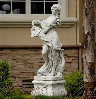Awesome Cast Balustrades, Garden Art Statues Animals In San Francisco, Bay Area